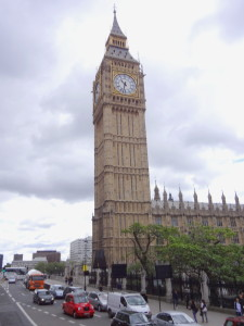Big Ben is the bell tower, not the clock
