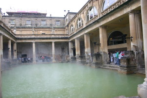 The baths are simply amazing