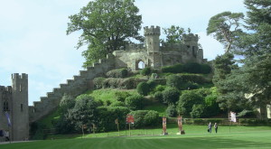 One of best preserved English medieval castles