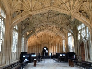 This area was used as the infirmary in the Harry Potter movies