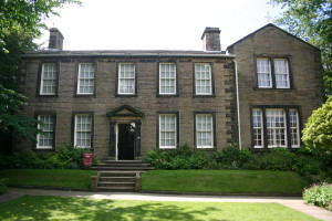 A magical place - the home of the Bronte sisters